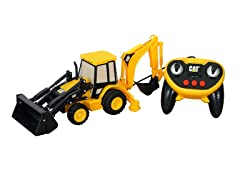 Remote Control Backhoe w/ Sound