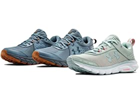 UNDER ARMOUR Men and Women's Running Shoes