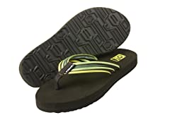 Teva Mush Women's Adapto Sandals - Green