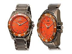 Rousseau Men's Franklin Watch