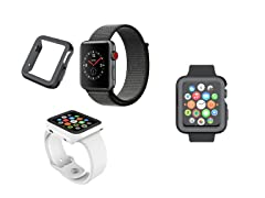 Apple Watch Series 3 Cellular/GPS w/ Speck Case