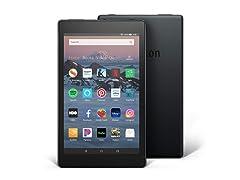 Amazon Fire HD 8, 16GB Black (8th Gen)