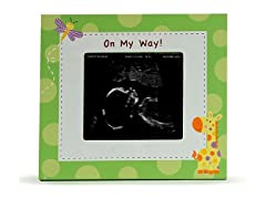 Sonogram Frame - Green