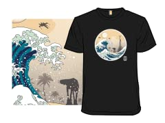 The Great Wave of Scarif Remix