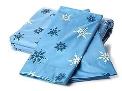 MicroFlannel Full Set - Snowflake