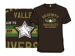 Serenity Valley University
