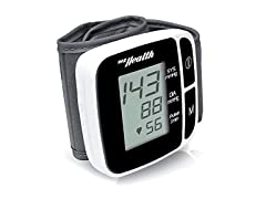Bluetooth Wrist Blood Pressure Monitor