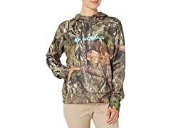 Nomad Women's Southbounder Camo Hoodie