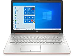HP 15-DA0000 Intel 256GB Notebooks w/Office365