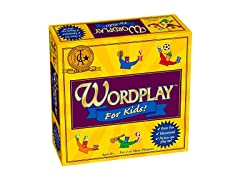 Wordplay Board Game for Kids