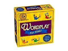 Wordplay Board Game for Kids
