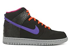 Dunk Hi Basketball Shoe - Black