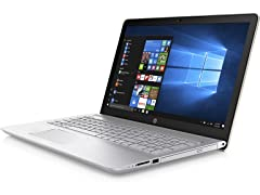 "HP Pavilion 15.6"" AMD A12 1TB Touch Notebook"
