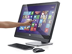 "XPS 27"" Intel i7 AIO Touch Desktop"