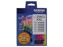 Brother Printer Multi-Pack Ink Cartridge