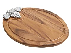 Woodard & Charles Oval Serving Board