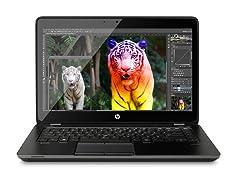 HP ZBook 14-G2 Intel i5 256GB Notebook