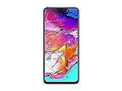 Samsung Galaxy A70 (GSM Unlocked) (Open Box)