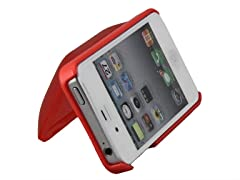 iPhone 4/4S Case with Headphone Storage