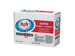 Shock and Swim Powder, 1-Pound, 5-Pack