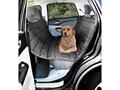 J&V Textiles Waterproof Dog Car Seat Protector