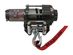 2,800 Pound Rated Bear Claw ATV Winch
