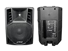"600 Watts 10"" Powered 2-Way PA Speaker"