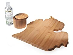 Totally Bamboo 3-Pc Michigan Board Set