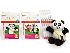 Volume 1 & 2 Sets with Panda - Spanish