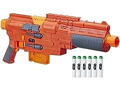 Star Wars Nerf Sergeant Jyn Erso Blaster