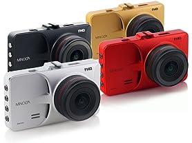 Minolta MNCD53 1080p Dash Camera