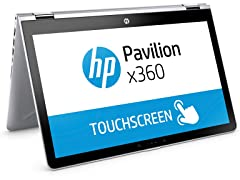 "HP Pavilion x360 15"" Intel 1TB Convertible Laptop"
