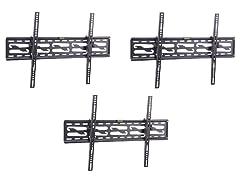 """3pk - 4pc Tilt Mounting Kit for 20-47"""" TVs"""