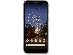 Google ga00655-us Pixel 3a 64gb Just Black black