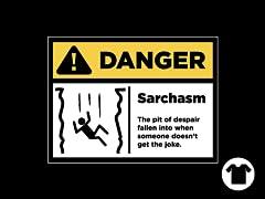 Sarchasm Warning