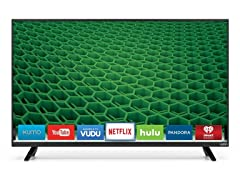 "VIZIO 39"" D-Series 720p LED Smart TV"