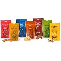 7-Pack U GOTTABEE NUTZ Almond, Cashew, Pecan, & Pistachio