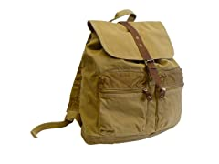 J Campbell Backpack, Khaki