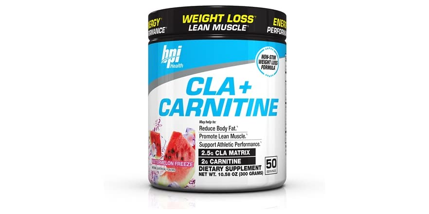 how to take carnitine and cla