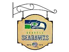 Seattle Seahawks Vintage Tavern Sign