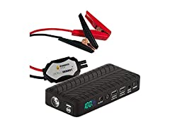 Rugged Geek RG1000 Safety Jump Starter