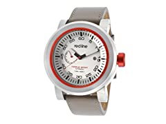 Torque Automatic, Grey / White