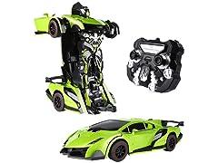 Transforming Car Robot (Choose Color)