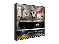 Urban Love- ArtBlock (2 Sizes)