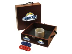 NFL Washer Toss - San Diego Chargers