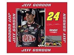 "Jeff Gordon 9"" x 11"""