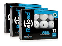 Nike Grade A Recycled Golf Balls 36-Pack