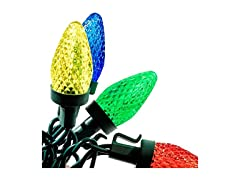 Big Bulb C7 Multicolor String Lights