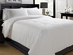 Lightweight 100% Cotton Down Comforter