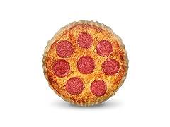 LILIPI Pepperoni Pizza Pillow